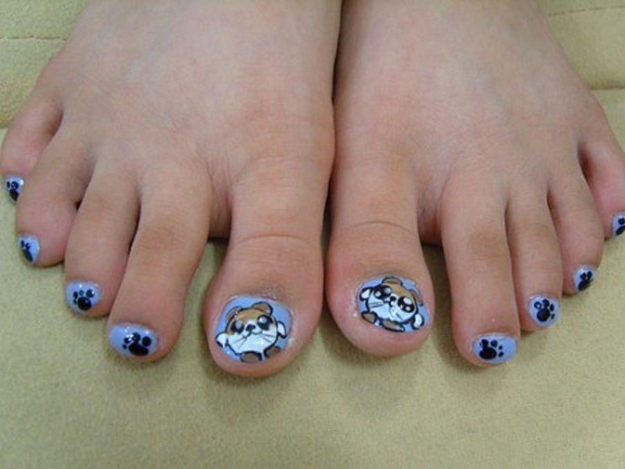 Cute Nail Art Designs For Toes Httpmycutenailscute