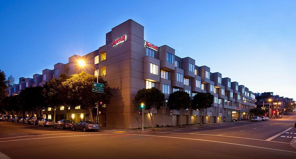 Fisherman S Wharf Hotels San Francisco Marriott