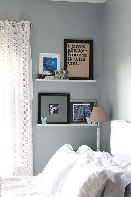 Wall Shelves in Bedroom | Shelves, Bedrooms and Walls