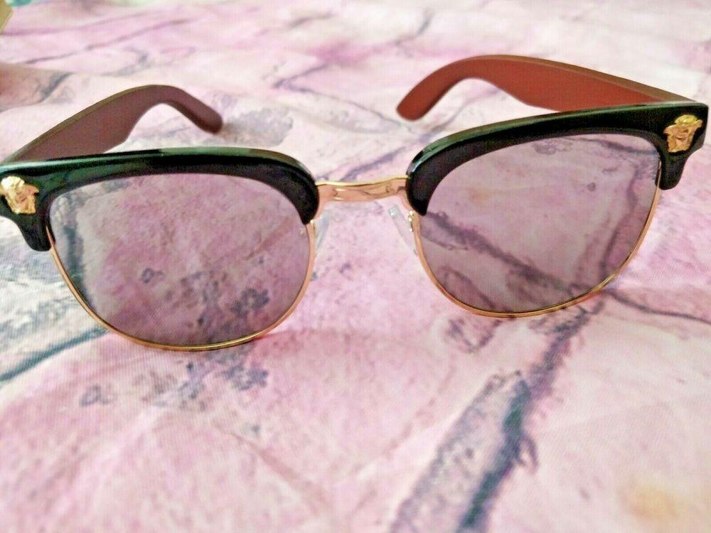 GlassForm Sunglasses for Men/Women Semirimless UV400