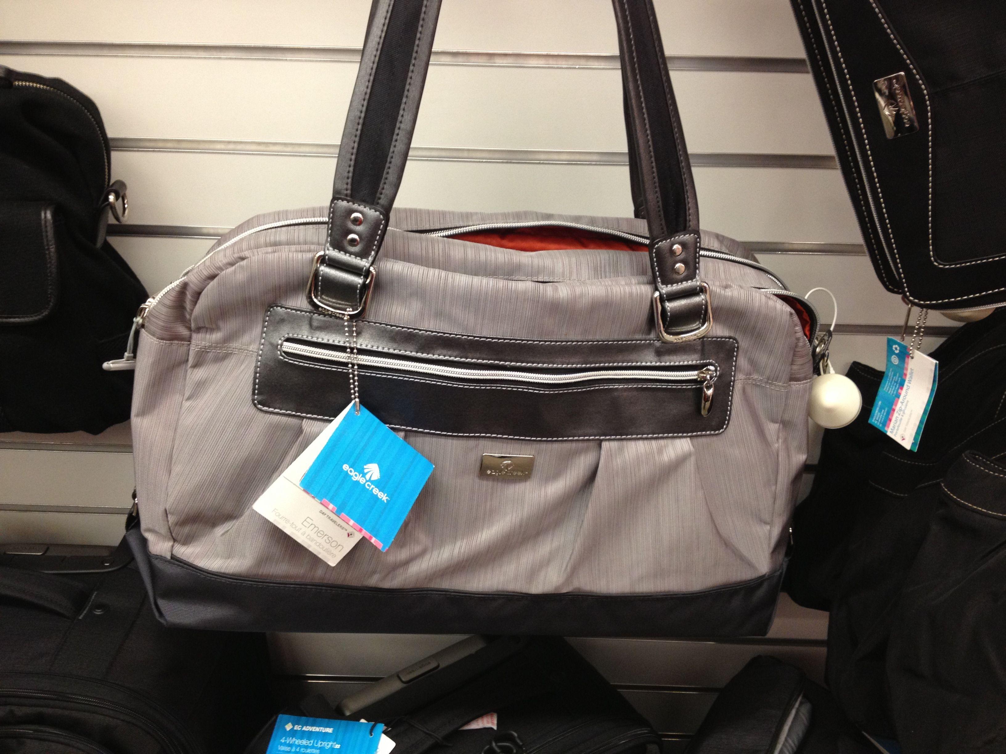 Eagle Creek Emerson Overnight Bag $159
