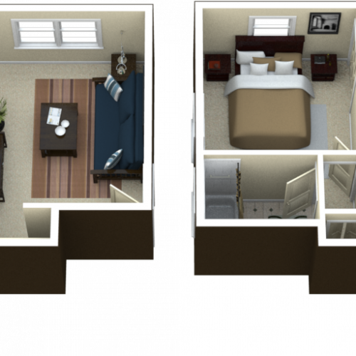 Arlington Townhomes Apartments Sims House Design Sims House Townhouse