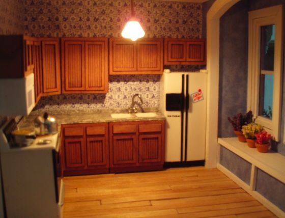 Fairfield kitchen cabinets (continued) – the den of slack window ...