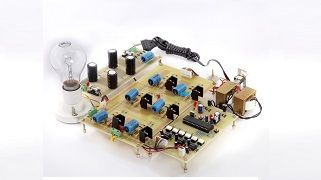 160 Free Electronics Mini Projects Circuits for Engineering