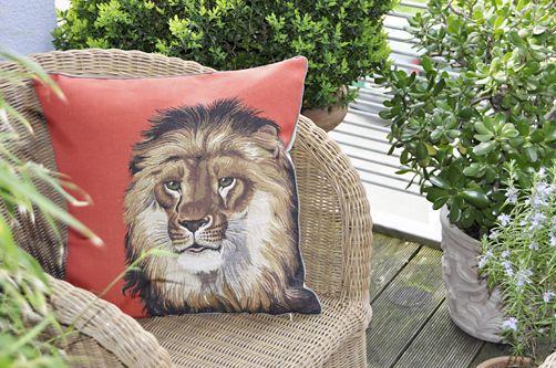 Iosis Kissen kissen löwe diego 3 dieses meisterwerklich gestaltete kissen mit