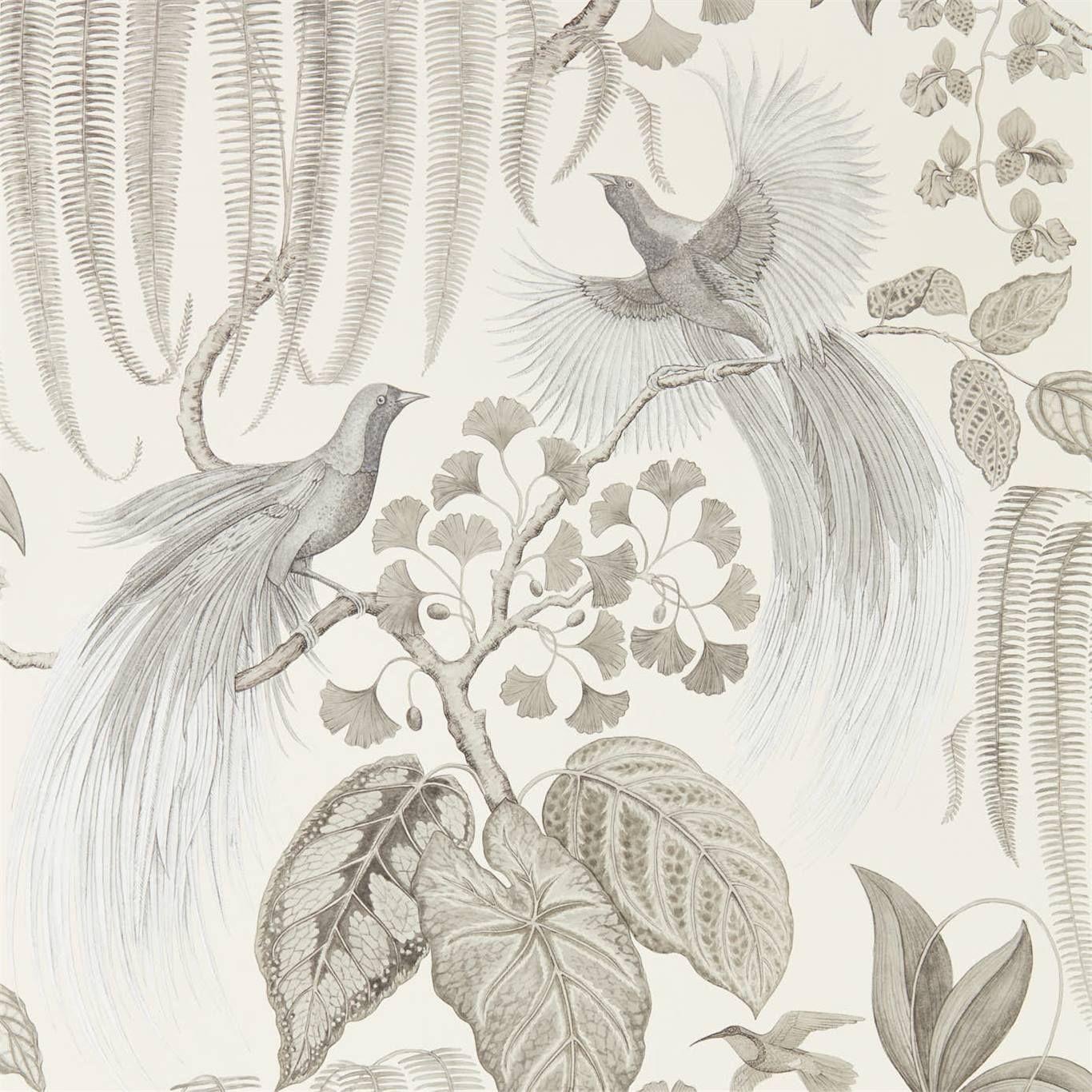 Bird of Paradise 216652 Paradise wallpaper, Linen