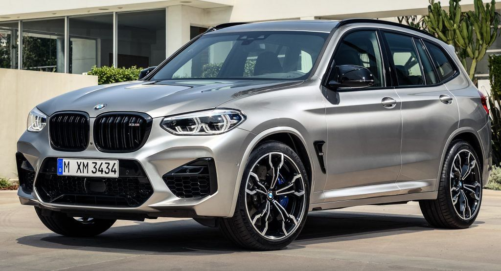 2020 Bmw X3 M And X4 M Go Official Rocket From 0 60 Mph In 4 1 Sec Carscoops Bmw X3 Bmw Suv