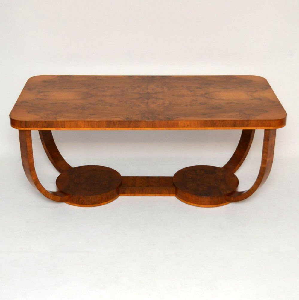 Art Deco Dining Table For Sale London