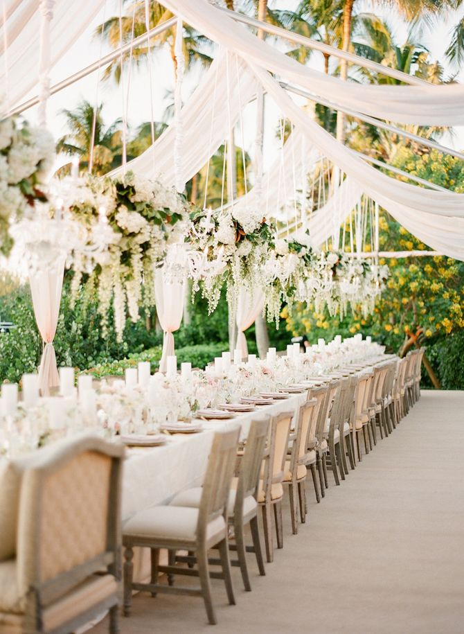 14 Picture Perfect Floral Chandeliers Preowned Wedding Dresses
