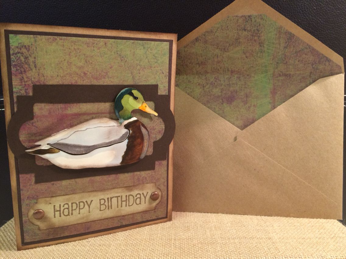 Masculine Birthday Cards Made With Cricut ~ Cricut masculine birthday card ideas male cricut birthday card