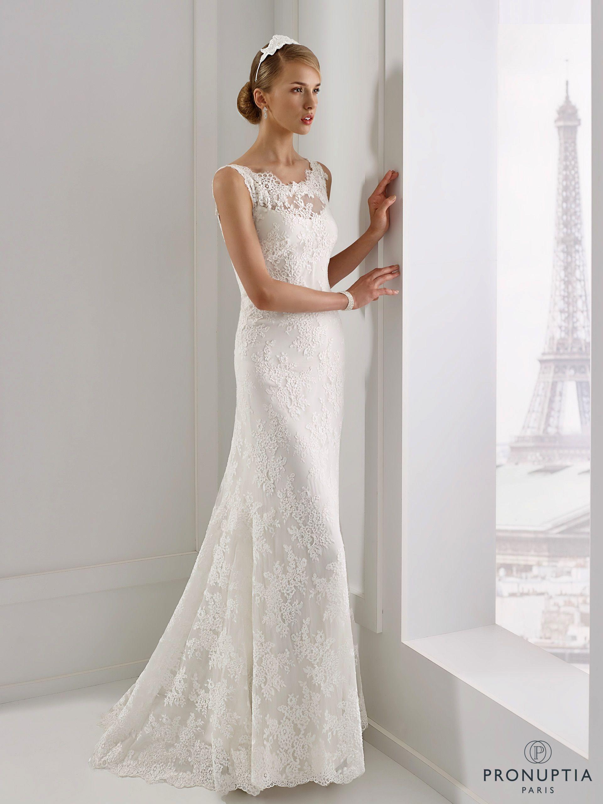 Sélénite, collection de robes de mariée - Pronuptia   robes de ...