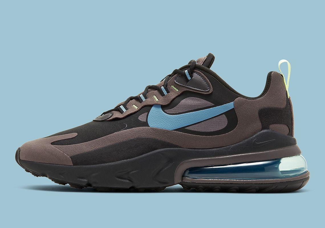 reposo Subproducto Mínimo  The Nike Air Max 270 React Channels The Jetstream Mowabb Colorway | Nike  air max, Nike, Nike shoes outlet