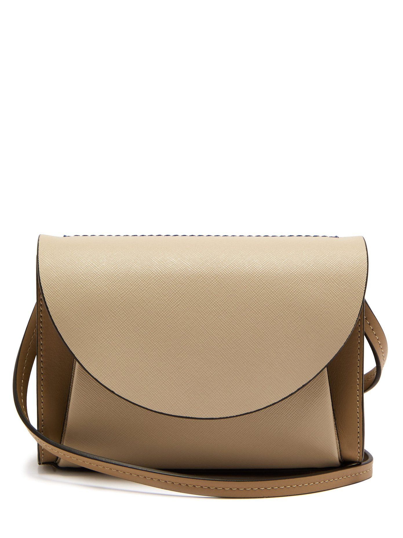 Marni | Multicolor Panelled Leather