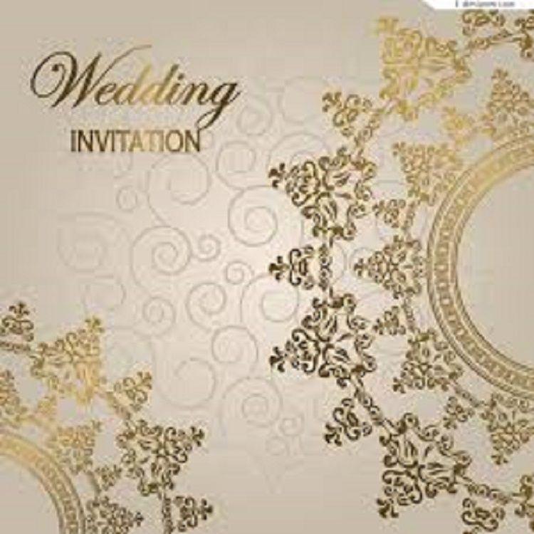 Wedding Invitation Designs Hd Invitation Ideas Wedding