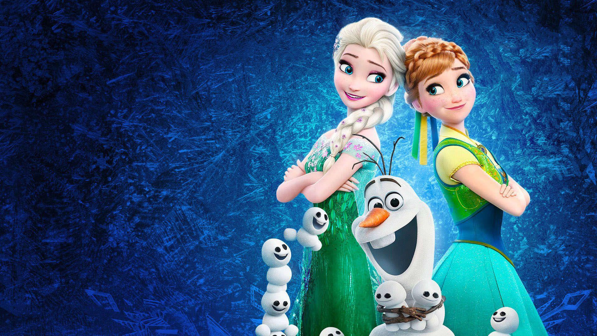 Hd Wallpaper Frozen Background 1080p kita Pinterest