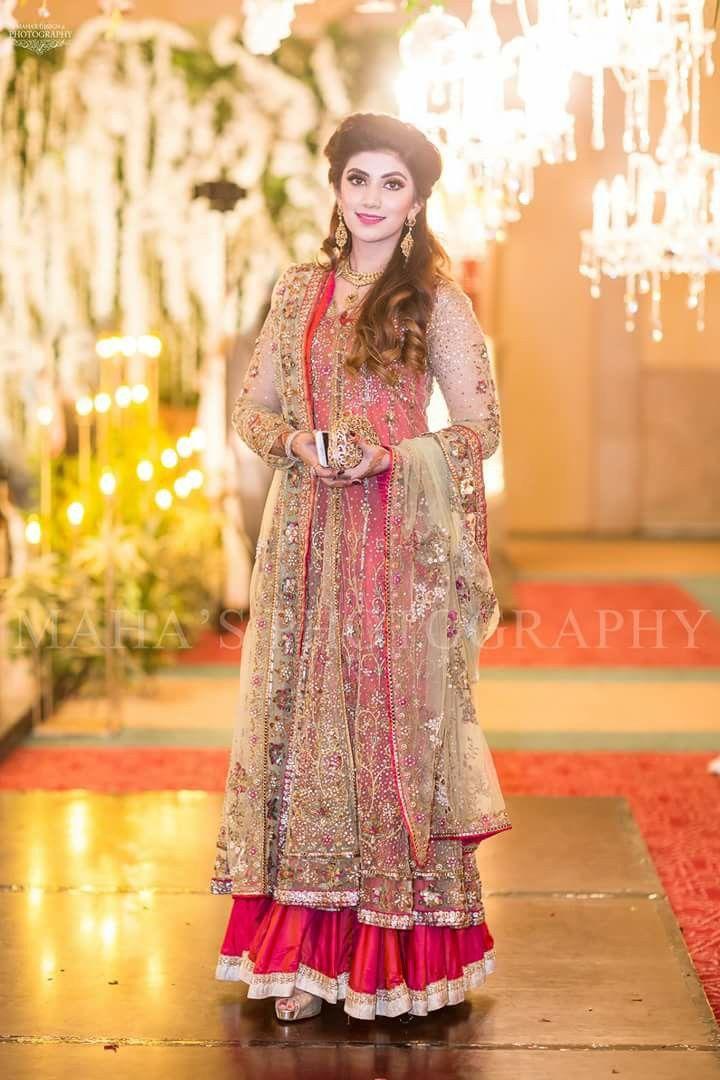 Formal wedding wear pakistani dresses