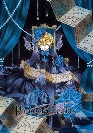 pandora hearts chapter illustrations - Google Search