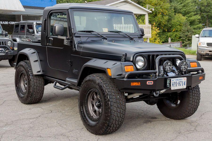 2005 Jeep Wrangler Lj Rubitrux Conversion 35s 2005 Jeep Wrangler