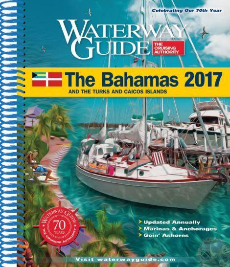 Dozier's Waterway Guide Bahamas 2017 ***Pre-Order***