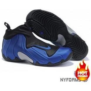 save off d0a2f b7a2a Nike Air Flightposite 1 Royal Blue Varsity Black
