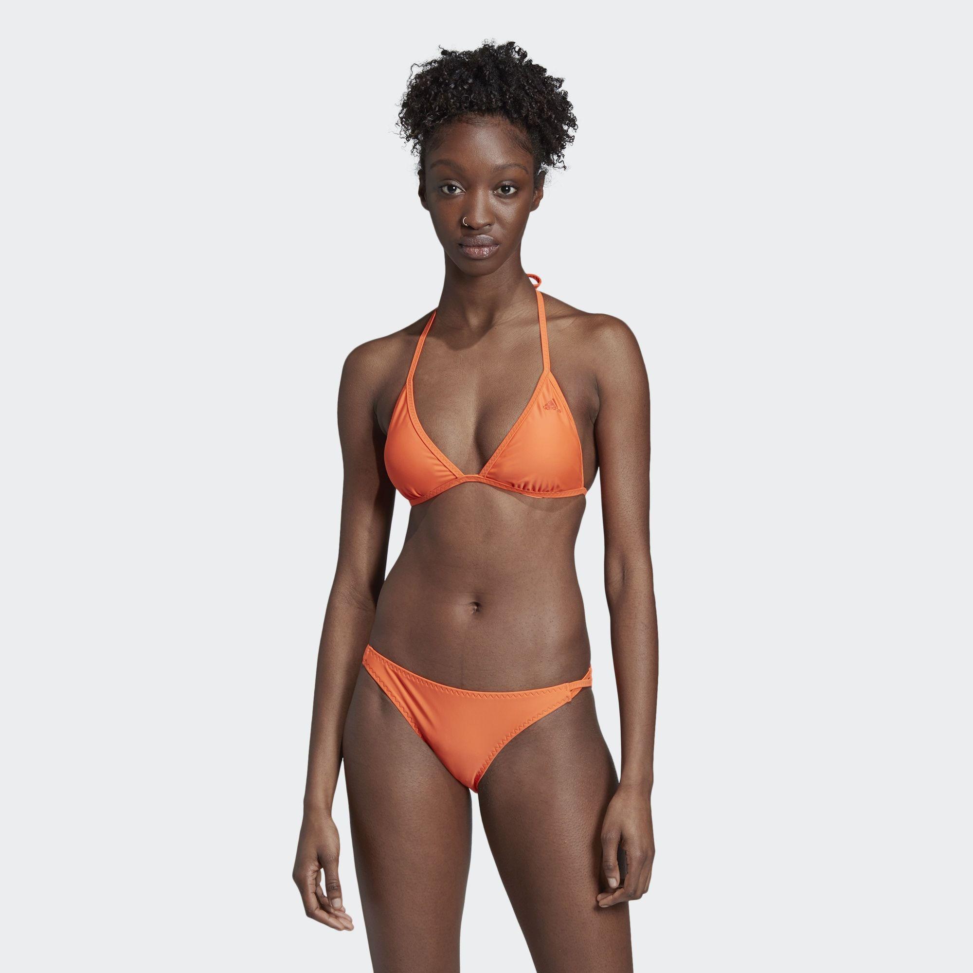 ADIDAS PERFORMANCE Sport-Bikini Damen, Orange, Größe XS/S in ...