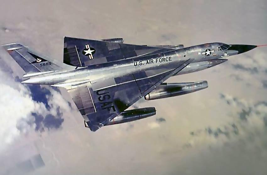 "Convair B-58 ""Hustler"""