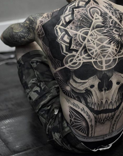 60 creative and unique tattoos for men tattoos on men. Black Bedroom Furniture Sets. Home Design Ideas