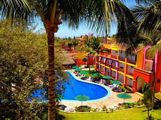 Royal Decameron Puerto Vallarta View From Our Room