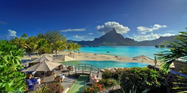 Bora Bora - Ten Places You MUST See Before You Kick The Bucket!
