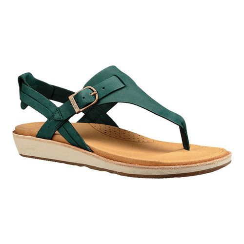 46303118dfd Women s Teva Encanta Thong Sandal - Arctic Forest Waterproof Leather Sandals