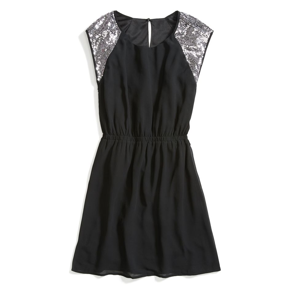 Stitch Fix Monthly Must-Haves: To the office, wear this LBD with a blazer. For after-work cocktails, lose the jacket and swipe on red lipstick for a festive feel.