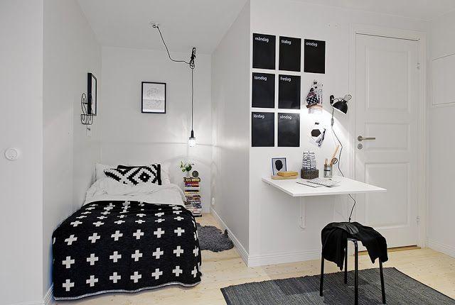 Het is een huis - een van de grootste interieur blogs: Slaapkamer