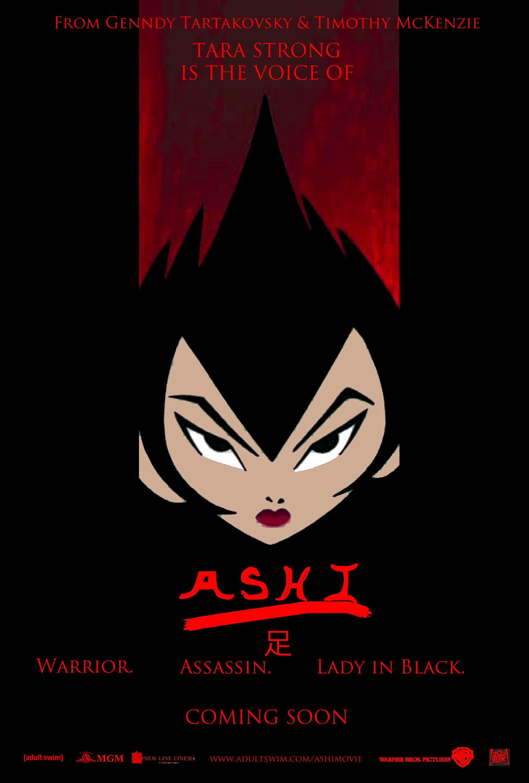 Pin on Beware the Daughters of Aku!