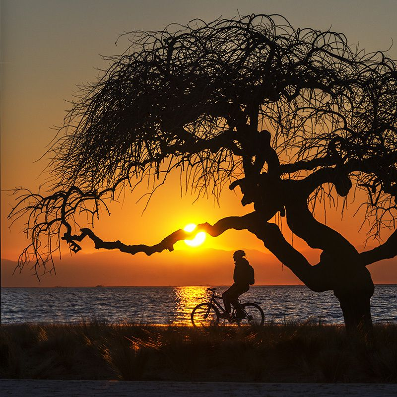 Photograph Riding at sunset by George Digalakis on 500px