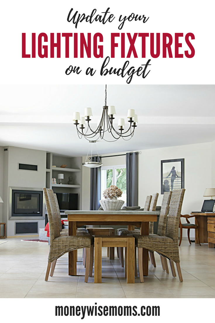 5 Ways to Update Lighting Fixtures on a Budget | Home Improvement ...