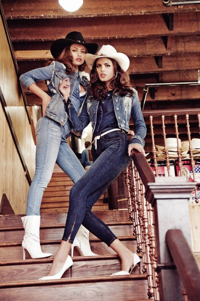 GUESS Fall '14 Nashville Campaign