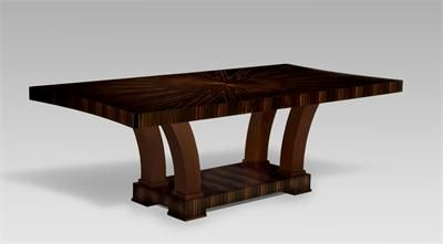 Superieur Lotus Dining Table From Lee Weitzman Furniture