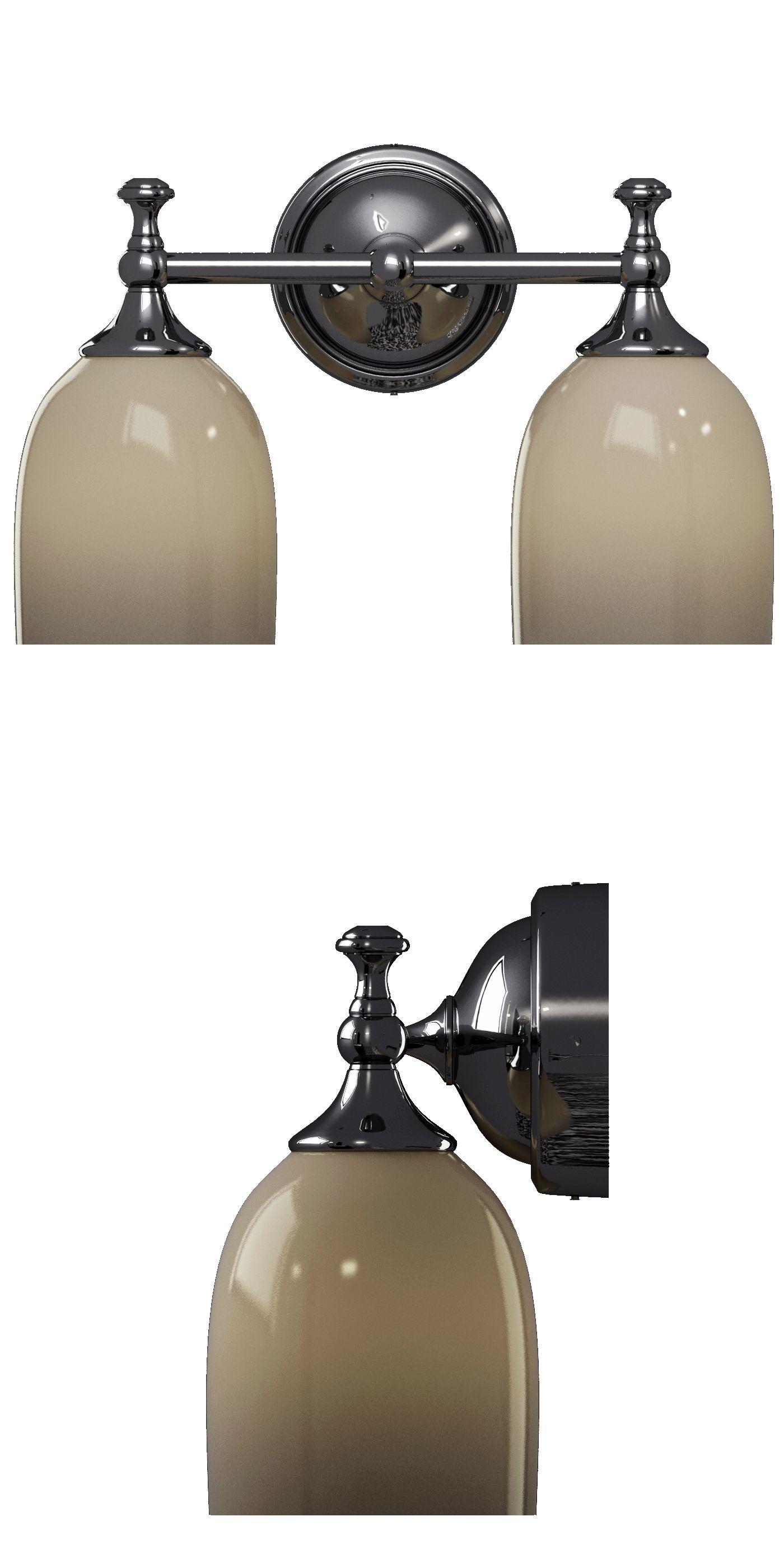Pottery Barn Mercer Double Sconce 3d Model Sconces