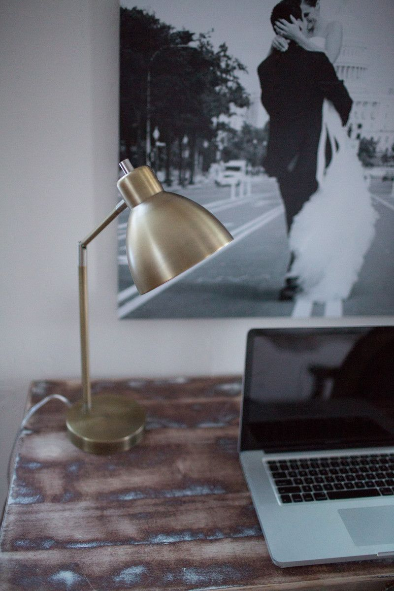 Welcome Home Wednesday | Bedroom Work Station » The Haute Sauce