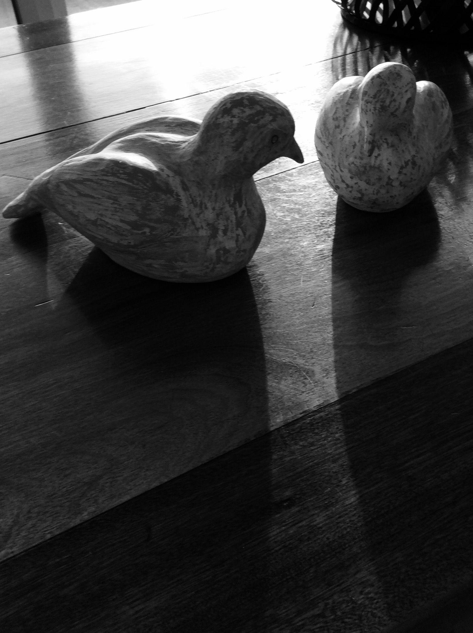 Somos da paz! - modelagem em argila.