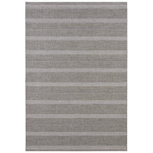 Elle Decor Laon Flatweave Grey Indoor Outdoor Rug Mint Rug Pink