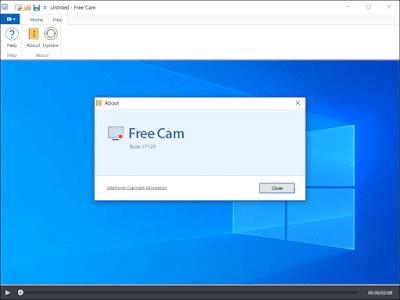 Free Cam برنامج تسجيل شاشة الكمبيوتر برنامج Free Cam يقدم مجموعة كاملة من المميزات لإنشاء