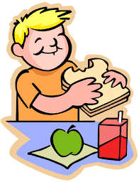 Image Result For Outline Cartoon Pictures Of Happy Boy Eating Healthy Foods Kids Schedule Daycare Activities Autism Parenting Magazine
