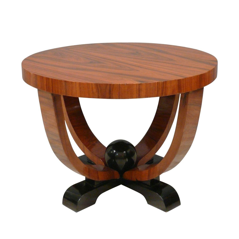 Table Basse Art Deco Ronde Mobilier De Style Meubles Art Deco Salon Art Deco Decoration Salon Design