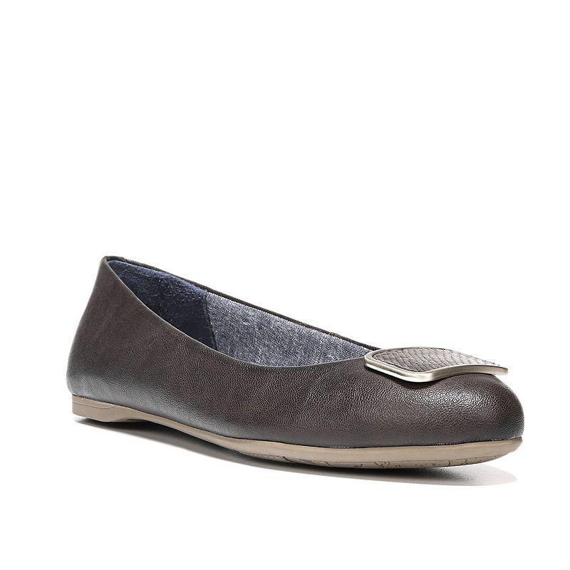 Dr. Scholl's Giselle Women's Ballet Flats, Size: medium (8.5), Brown