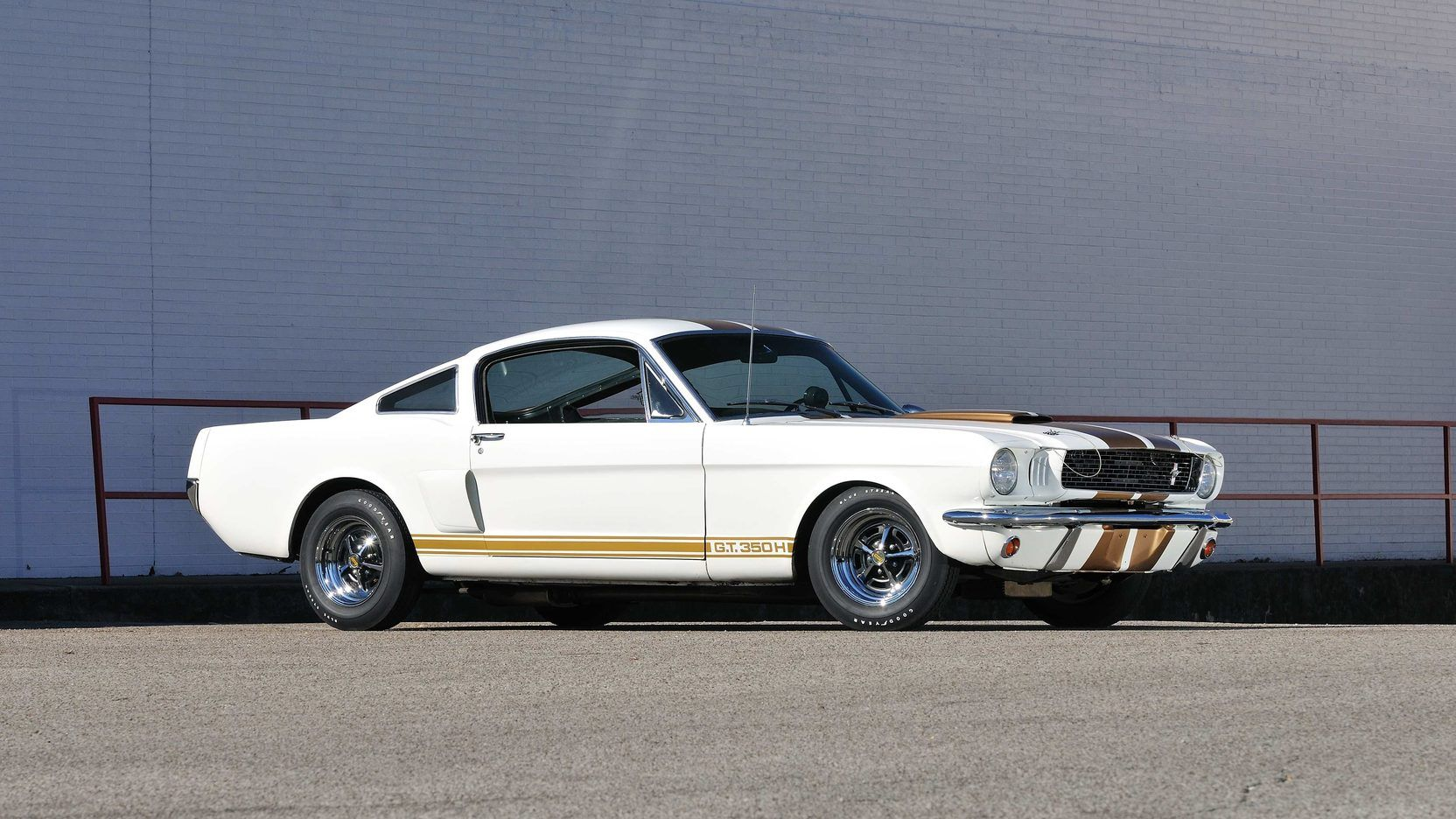 1966 Ford Mustang Shelby GT-350H | Boss, Saleen & Shelby Mustangs ...