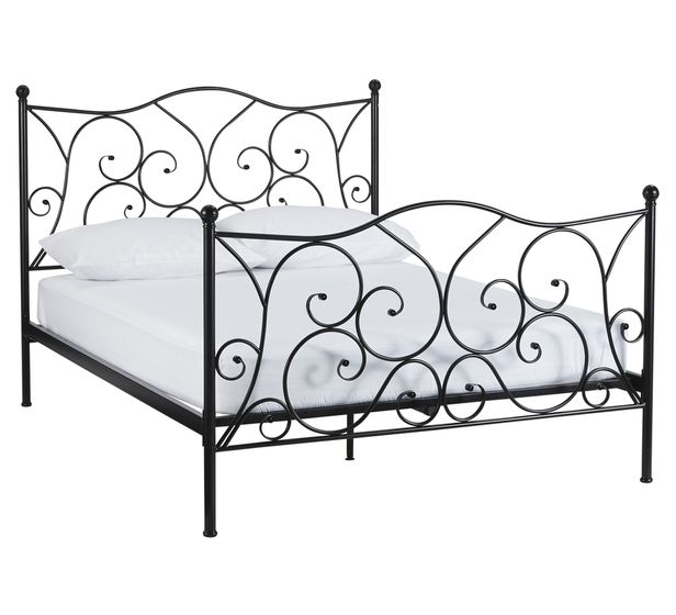 Paris Double Bed At Fantastic Furniture 39 Apia 39 Screen
