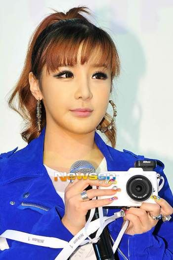 Bommie! she's such a barbie!!
