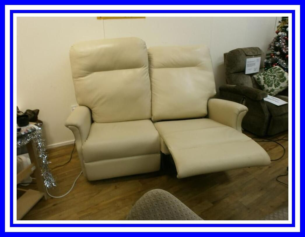 7 reference of used recliner sofa cream in 7  Reclining sofa