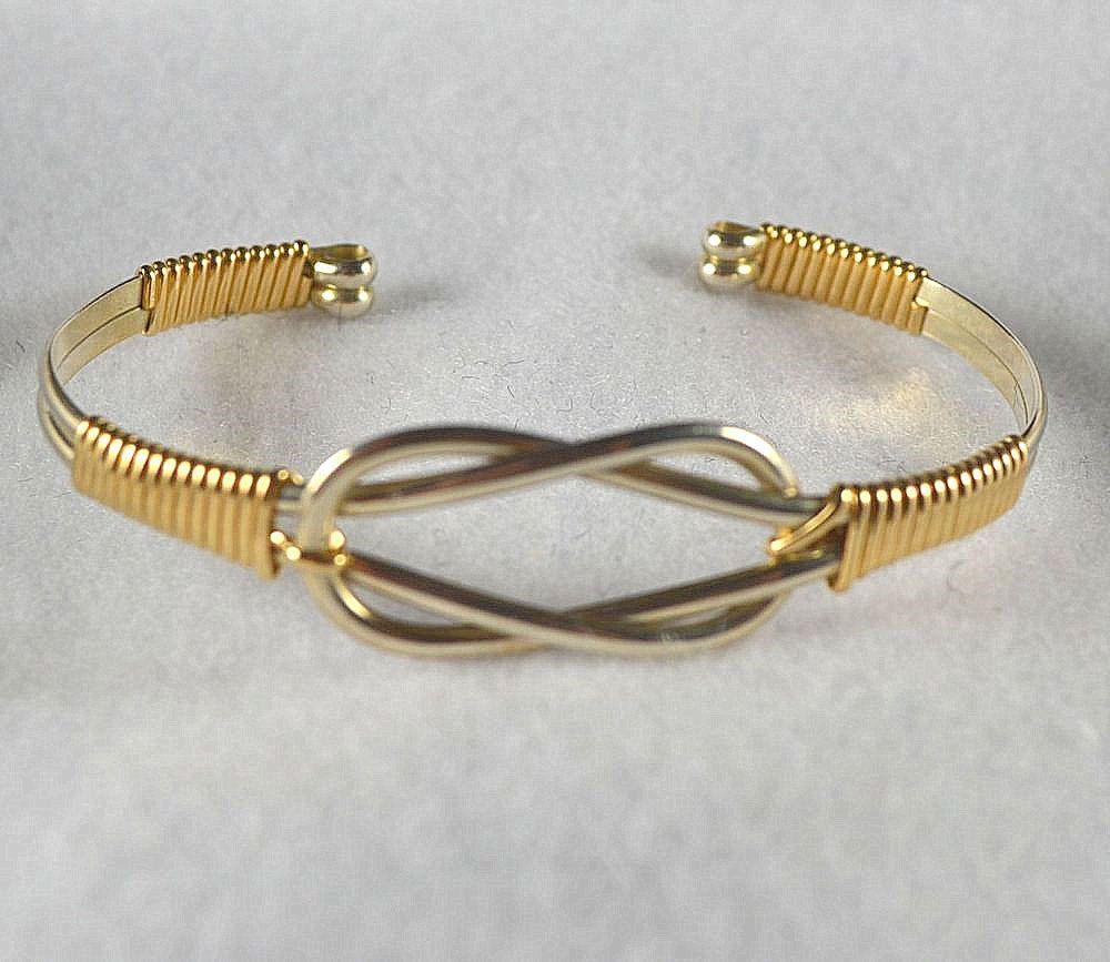 Bracelet TUTORIAL Wire wrapped Cuff pdf \